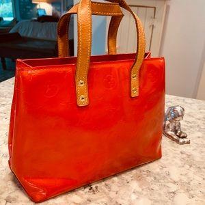 Louis Vuitton Satchel Bag Purse